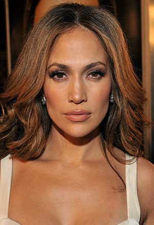 Jennifer Lopez at The AXIS