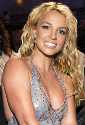 Britney Spears at The AXIS
