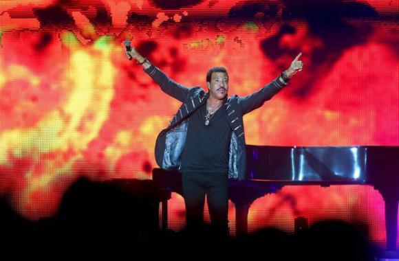 Lionel Richie at The AXIS