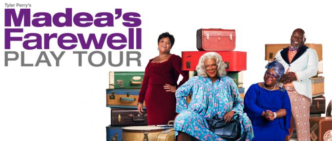 Tyler Perry's Madea Farewell Play at Zappos Theater at Planet Hollywood