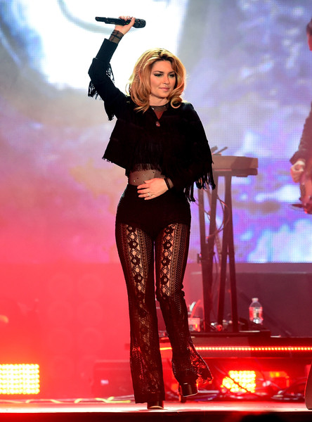 Shania Twain at Zappos Theater at Planet Hollywood