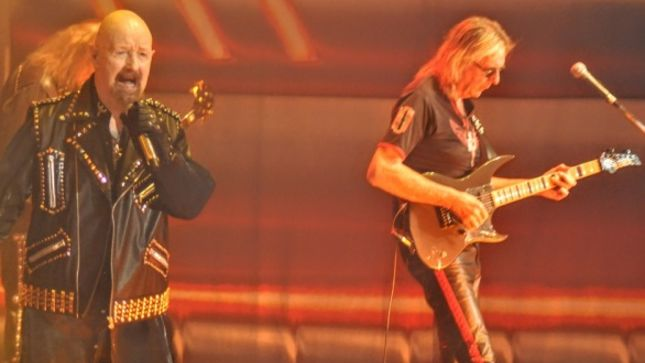 Judas Priest at Zappos Theater at Planet Hollywood