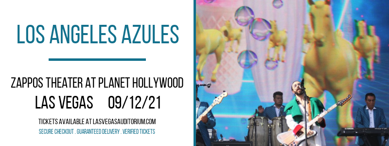 Los Angeles Azules at Zappos Theater at Planet Hollywood